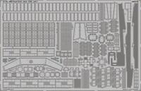 Eduard Models 1/200 HMS Hood Detail Set Part.5: Deck for Trumpeter kit