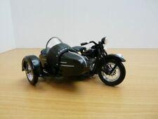 Harley Davidson Modèle 1958 Duo Glide M.side-car Maisto Moto 1 18