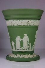 Wedgwood Date-Lined Ceramic Vases
