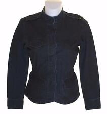 Bnwt Authentic Women's Oakley Liberty Denim Jacket Xsmall RRP£89 New Black