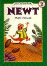 Newt (I Can Read!) Novak, Matt Hardcover Used - Good