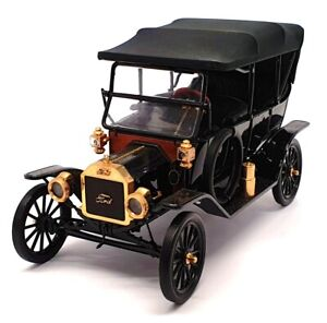 Franklin Mint 1/16 Scale 14321F - 1913 Ford Model T Touring - Black