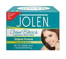 JOLEN CREME BLEACH HAIR LIGHTENER REGULAR 125ML