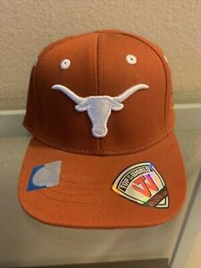 TEXAS Lil Longhorn Fitted BRAND NEW hat cap UT Football INFANT Baby Baseball Cap