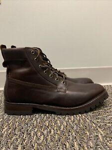 Frye Men's Union Workboot Construction Boot Brown size 13 🥉🥇🥉 #3480383