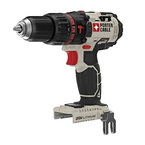 PORTER-CABLE 20V MAX Hammer Drill Tool Only PCC620B