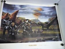 Star Trek Limited Edition Klingon Hunting Party Lithograph Signed