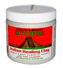 1 LB Aztec Indian Healing bentonite Caly Deep Cleansing Mask + gifts surprise