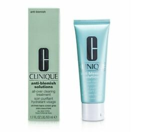Clinique Anti-Blemish Solutions All-Over Clearing Treatment 50ml 1.7 oz