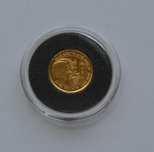 More details for 1997 guernsey gold 24ct 1/25 oz £5 coin