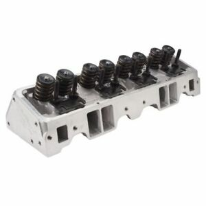 Edelbrock 60899 Cylinder Head Assembled For Chevy 302, 327, 350, 400 NEW