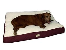 Dog Bed XL,  Waterproof Soft Removal Plush Cover, Non Skid Base  8 inch thick