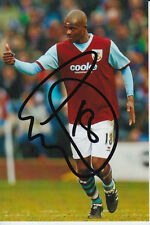 BURNLEY HAND SIGNED LEON CORT 6X4 PHOTO 2.