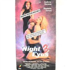 Night Eyes 3 VHS Movie Promo Screener Copy
