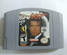 US Version GOLDENEYE 007 Nintendo 64 Video Game Card Cartridge for N64 Console
