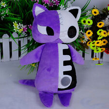"Anime Panty & Stocking with Garterbelt Honekoneko Cat Plush Toy Doll Cosplay 14"""