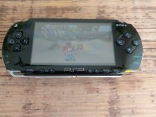 Sony PSP 1000 with hundreds of PS1, PSP, Mega Drive, Game Boy, GBA, N64, games
