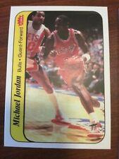 Michael Jordan Reprint Rookie Basketball Cards For Sale Ebay