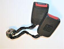 VW Golf Mk4 Rear Seat Belt Buckle Twin Rear Black Safety belt 1J0 857 488 A