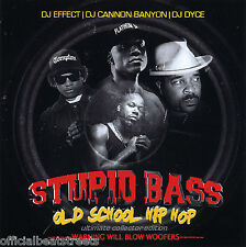 Stupid Bass Old School Hip Hop Various Artist DJ USE ONLY (Mix CD) Mixtape