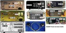 OPC-118 interconnects Icom Radio 701 720 730 740 745 751 IC-2KL AT-500 AT-100