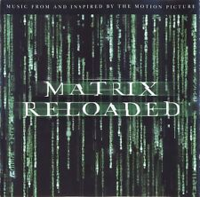 Compilation 2-CD The Matrix Reloaded (Music From And Inspired By The Motion Pict