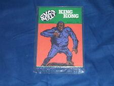 Calcarelli King Kong Blisterato. Nuovo!
