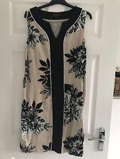 Laura Ashley dress size 16 linen