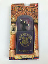 2000 Mattel Harry Potter SEVERUS SNAPE Figure & Hogwarts Potions Volume VI New
