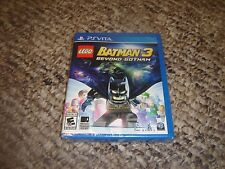 LEGO Batman 3: Beyond Gotham  (PlayStation Vita, 2014)