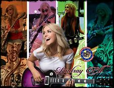 """Lindsay Ell """"Rock, Pop Music"""" Personalized T-shirts"""