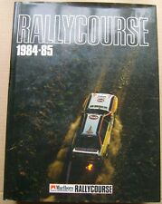 Rallycourse Annual 1984-85  3rd Rallycourse Annual good condition with DW