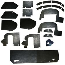 1957 1958 Cadillac Eld. Brougham Splash Apron Kit 16PC.