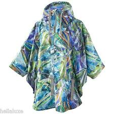 STELLA McCARTNEY adidas RUN PRINTED CAPE Hoody sweat shirt dress Jacket~Womens S
