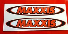 Maxxis Tire Tyres Drift Stickers 290mm Sticker Decal Stickers Maxis Logo