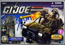 SEALED 2011 GI Joe 30th Anniversary VAMP MK- II 2 Vehicle Figure Set MIB