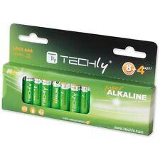 Blister 12 Batterie Super Alcaline Mini Stilo AAA 1,5 V LR03