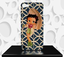 Coque Design  Ipod TOUCH 5 BETTY BOOP - Réf 10