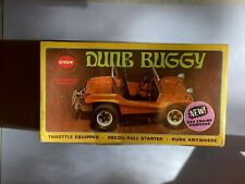 Vintage Cox Dune Buggy Gas Powered .049 Orange w/Box 3700 Tether Car