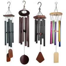 "48"" Large Deep Tone Amazing Grace Memorial Wind Chimes Outdoor Elegant Music"
