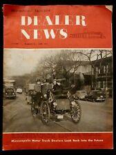 INTERNATIONAL HARVESTER Dealer News June 1947 Vol 1 # 8    RARE