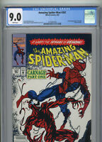 Amazing Spider-Man #361 | CGC 9.0 | Newsstand - RARE |1st Appearance of Carnage