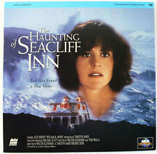 The Haunting of Seacliff Inn, Ally Sheedy 1994 Drama Horror - LASERDISC