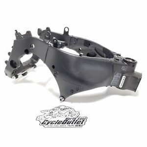 2018 16 17 18 19 20 NINJA ZX10R ZX10 R OEM MAIN FRAME CHASSIS *PA SALVAGE CERT