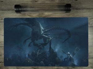 Star Wars Jedi Knight VS Monsters Custom Mat YuGiOh /MTG/VG Playmat FreeBestTube