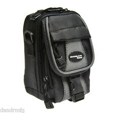 NEW AB-3313 AMVONA PRO SMALL DIGITAL CAMERA BAG WITH SHOULDER STRAP