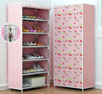 Home Shoe Rack Shelf Storage Closet Organizer Cabinet Bedroom Stand Holder