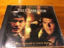 the corrupter original motion picture score by carter burwell cd