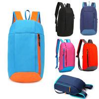 Sports Backpack Hiking Rucksack Men Womens Unisex Schoolbags Satchel Bag Handbag