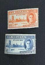 St Helena Victory 1946 MH